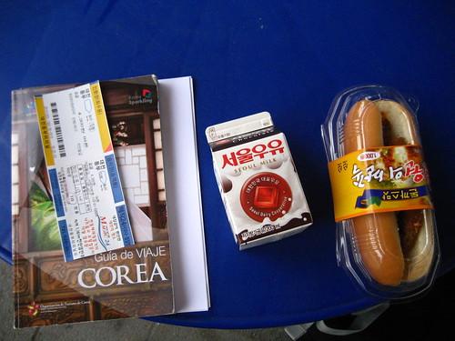 Corea del Sur: el desayuno de los campeones.