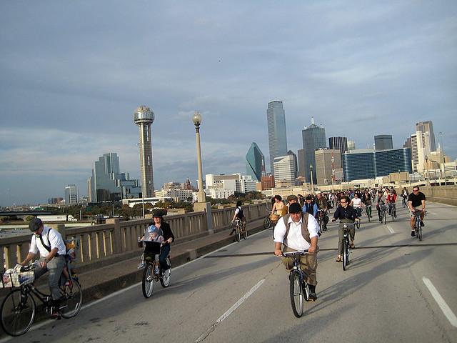 BFOC Tweed Ride 2010