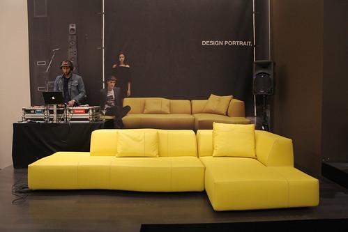 DJ and Bend sofa