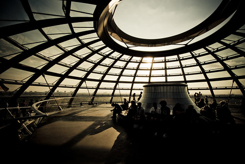 Reichstag's Cupola