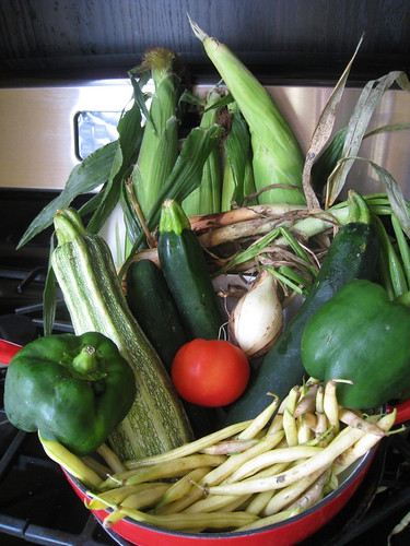 Maple Creek Farm CSA - Week 7