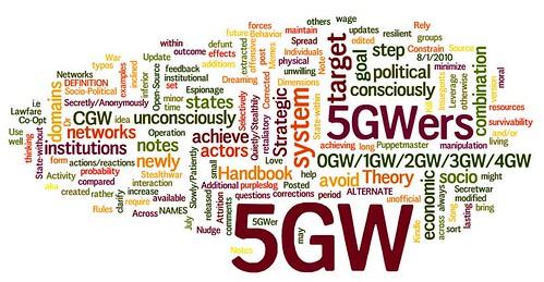 5GW Wordle
