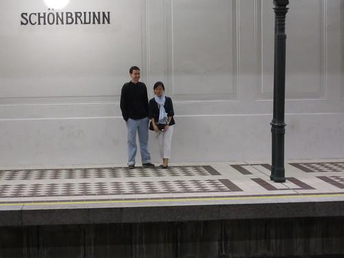 Schonbrunn quai