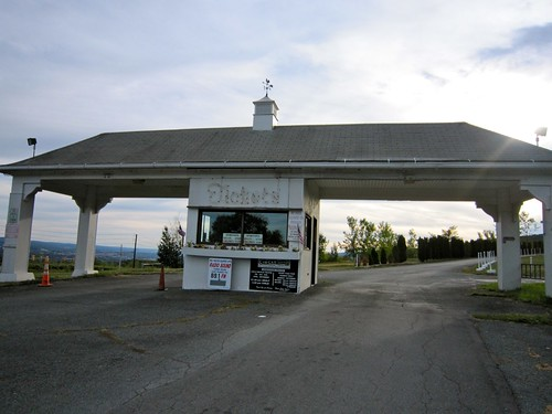 Circle Drive In Movie Theatre Ticket Booth