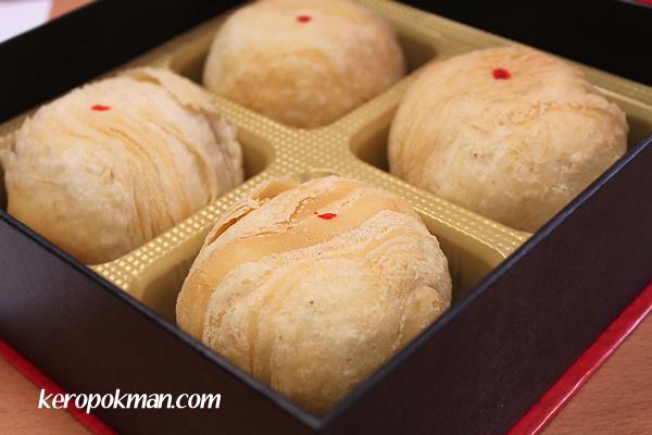 Mooncakes - Peony Jade Restaurant