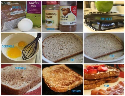 Crumbs & Creativity   French Toast