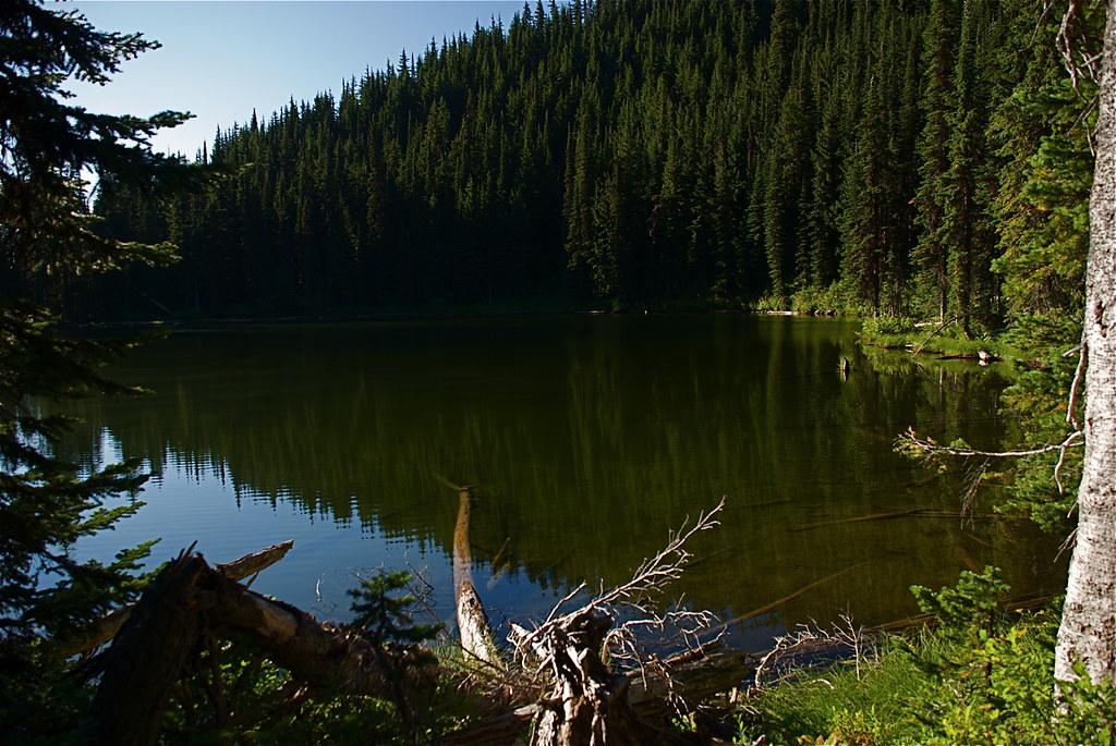 Upper Goat Lake