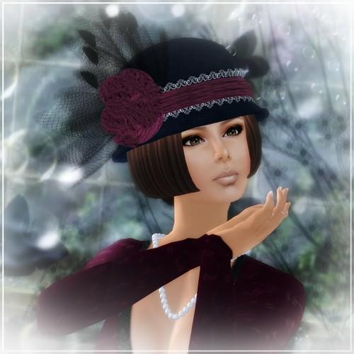 Hatpins - Lady Josephine - HDH