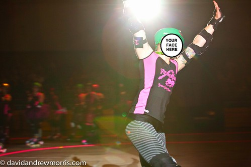 You can has roller derby!