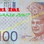 CONTEST : Apa Saya Nak Buat Kalau Diberi RM100