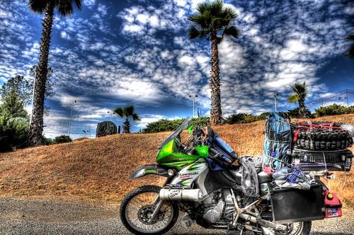 KLR 650 Bike Trip USA 20