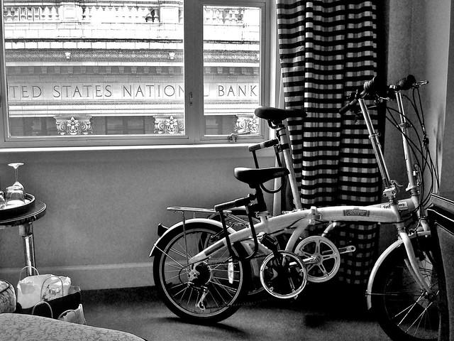 Bikes on Vacation