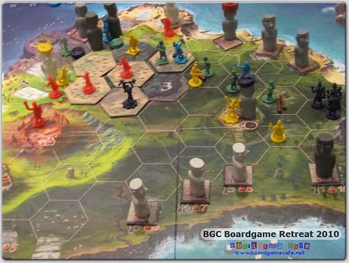 BGC Retreat - Giants