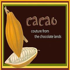 cacao - Around The World Designer