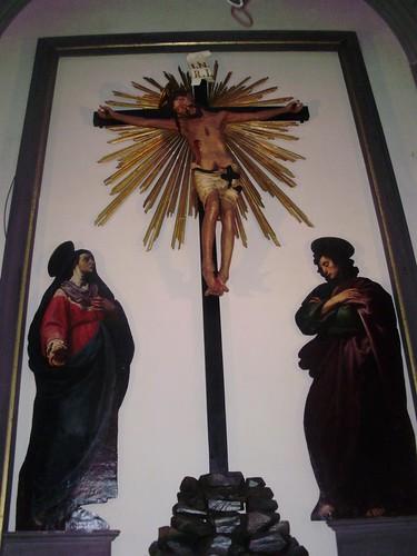 Crocifisso ligneo 1 (Lorenzo Lippi)