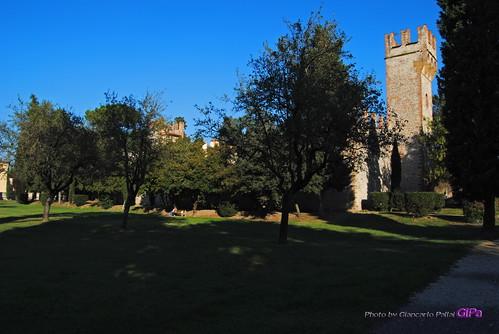 """foto """"Castello dell'Acciaiolo"""" by Giancarlo Pallai - flickr"""