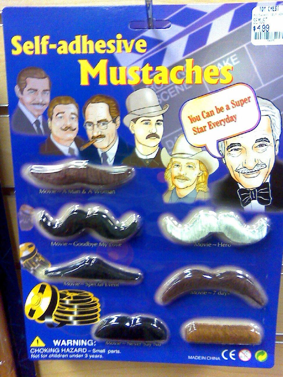 Mustache Secrets REVEALED