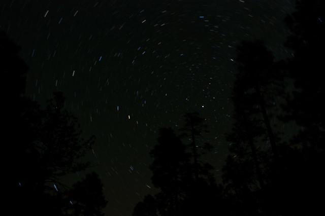 Star Trails 001