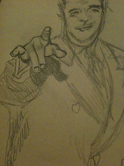 Drawing Life: Paulie Walnuts