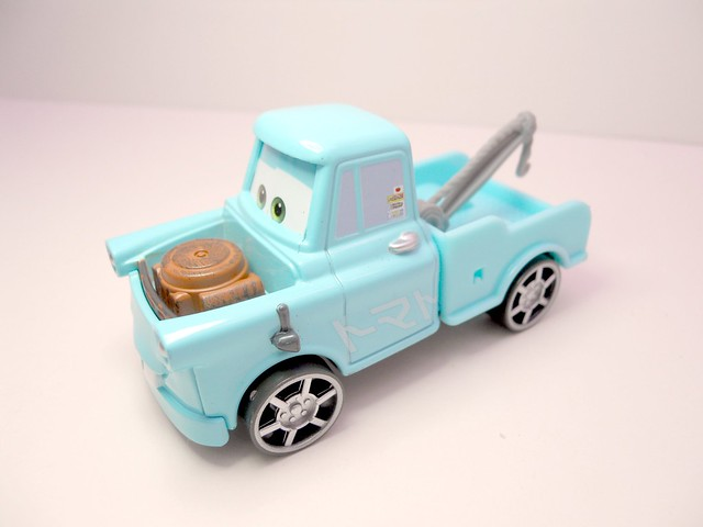 cars toon tokyo mater drift party mater (3)