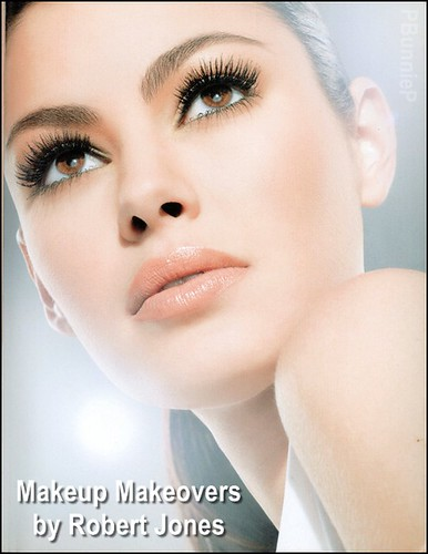 Makeup Makeovers--model