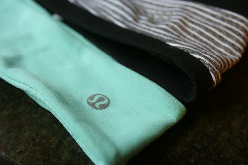 headbands from lululemon
