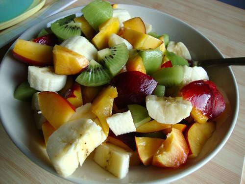 Sa lát hoa quả