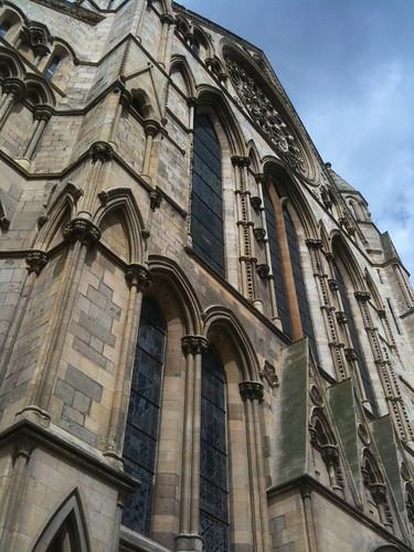 York Minster exterior
