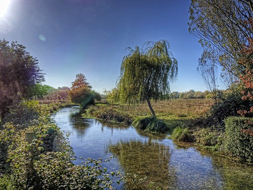 River Itchen - Winchester