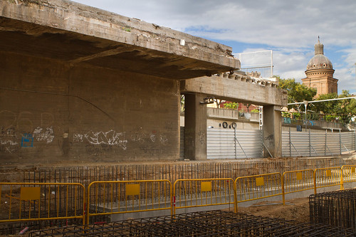 Antiguo puente de Sant Adrià - 15-11-10