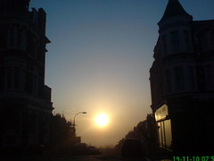 Sunrise, North London