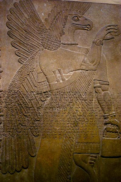 assyrian griffin.JPG