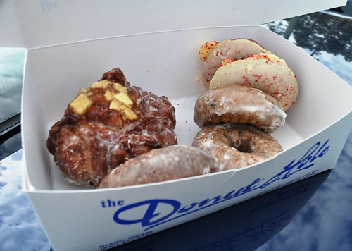 Donuts from the Donut Hole, Destin, Fla.