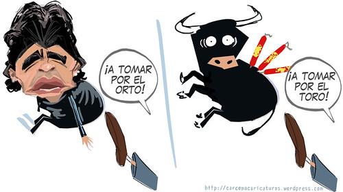 carcoma_caricaturas_maradona