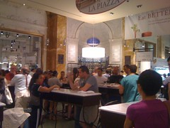 Eataly Common Tables & Wine Bars