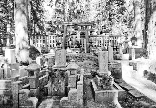 Corporate graves