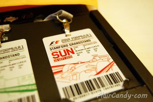 F1 Singapore Grand Prix 2010 - Day 1 (68)