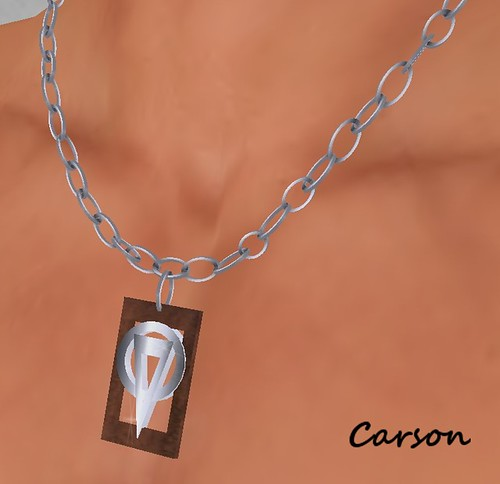MHOH4 # 89 -  Timeless Designs  Urban Chaos Necklace