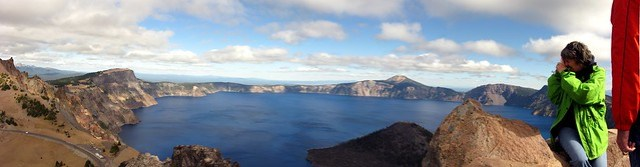 Crater Lake Panoramic