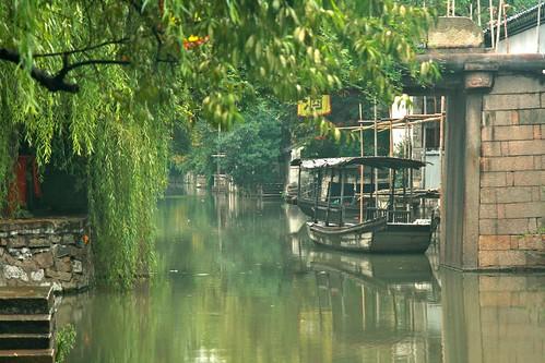 The canal - Nanxun