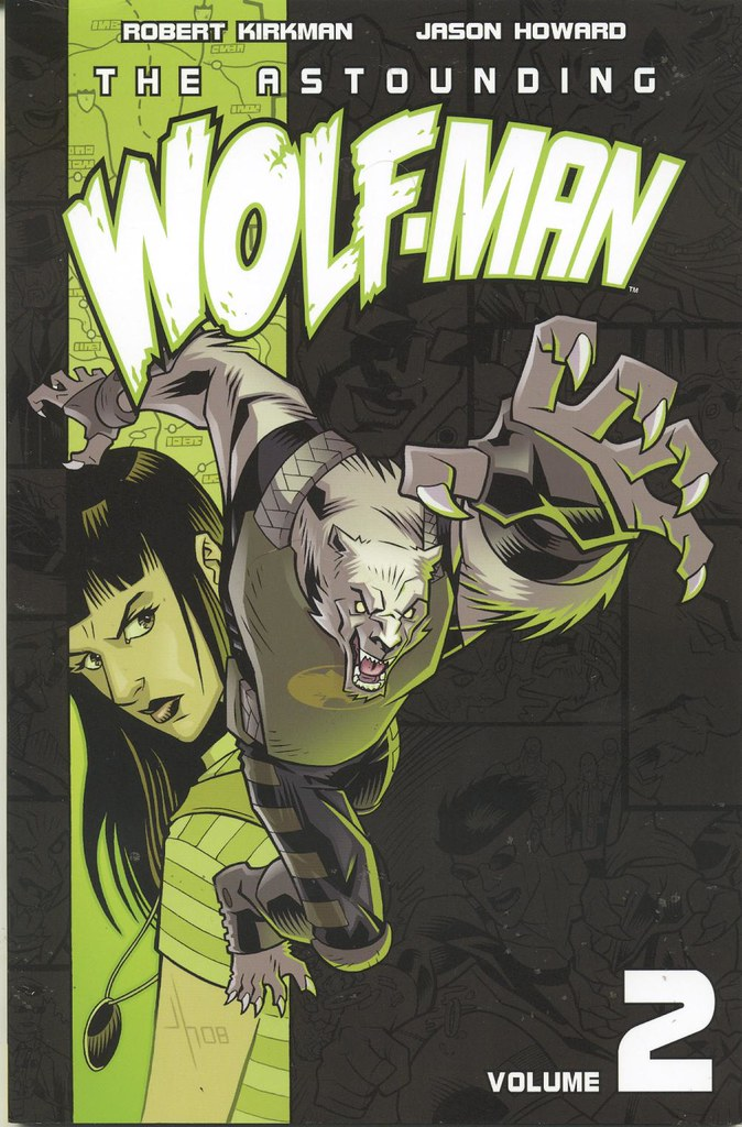 Astounding Wolf-Man Vol 2