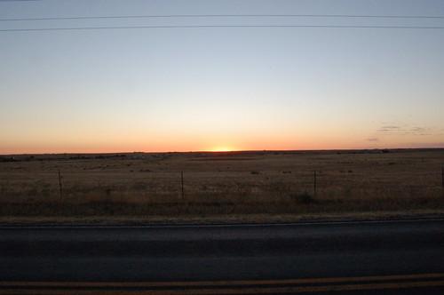 finding sunrises
