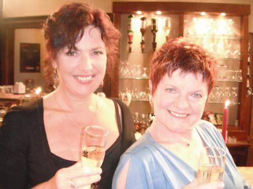 Jenny en Rosa