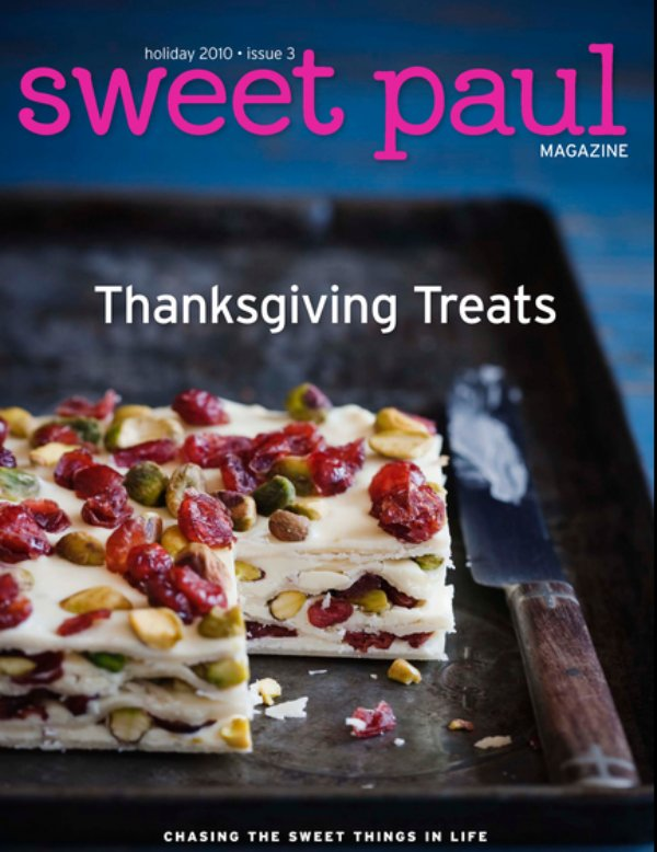 Sweet Paul Magazine 3 Thanksgiving