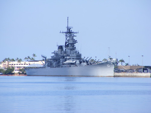 Picture from Pearl Harbor, Hawaii