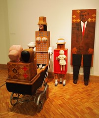 Marisol Escobar: The Family, 1963