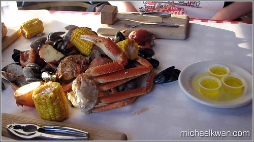 The Crab Pot, Bellevue Washington
