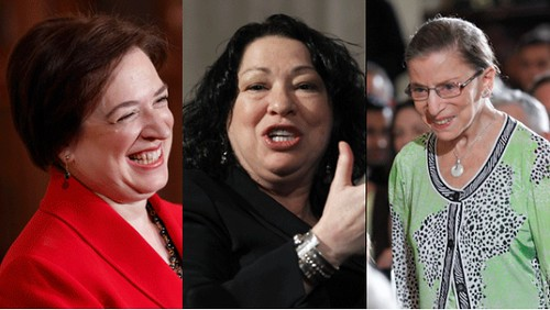 female SCOTUS justices 2010
