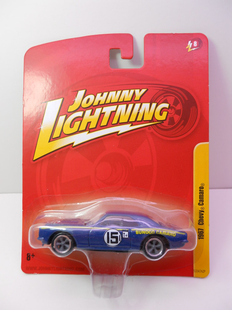 johnny lightning 1967 chevy camaro sunoco (1)