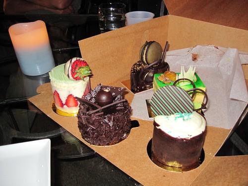 Pamplemousse desserts